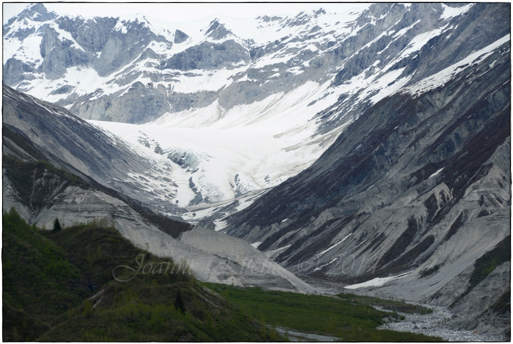 Contours of Glaciers - how surreal looking is this?