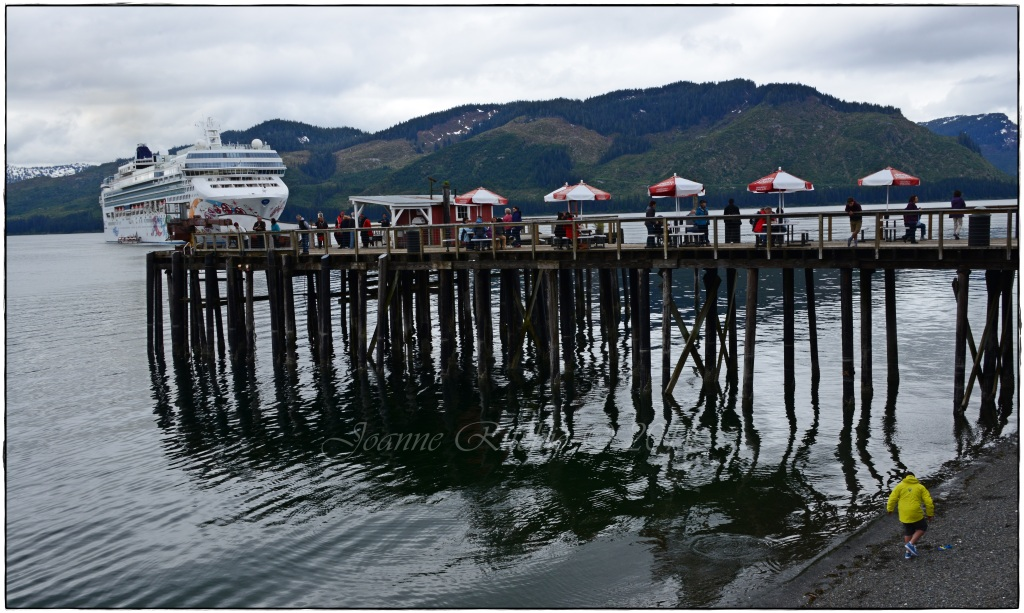 Icy Strait Point Pier