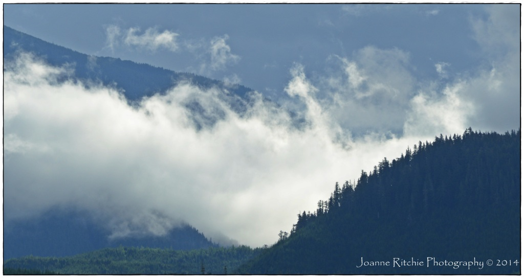 Clouds in my Valley, oh but a distant memory...
