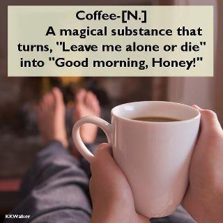 Hmmm... coffee!!!
