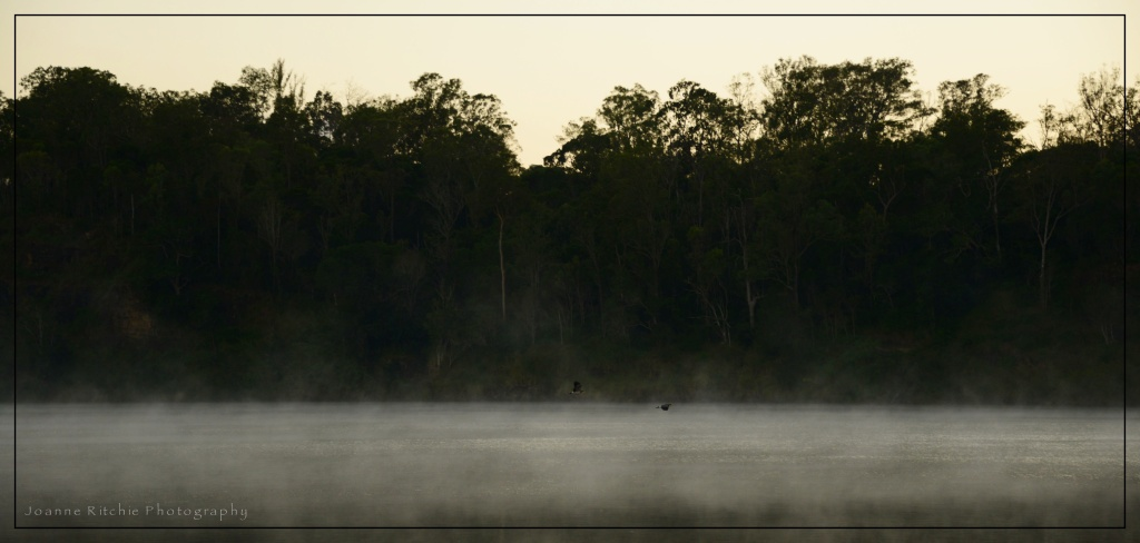 Early Morning on Clarence River